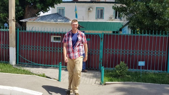 Кузнецов покидает колонию