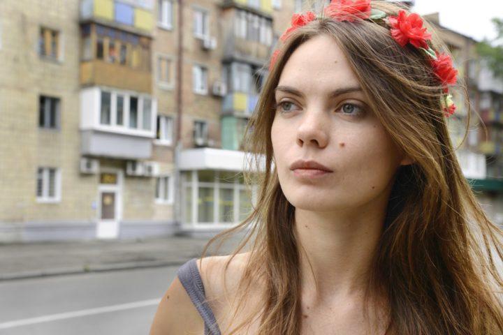 Оксана Шачко. Кадр с YouTube