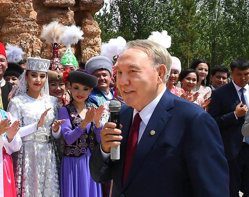 поздравление назарбаева с 1 сентября как все