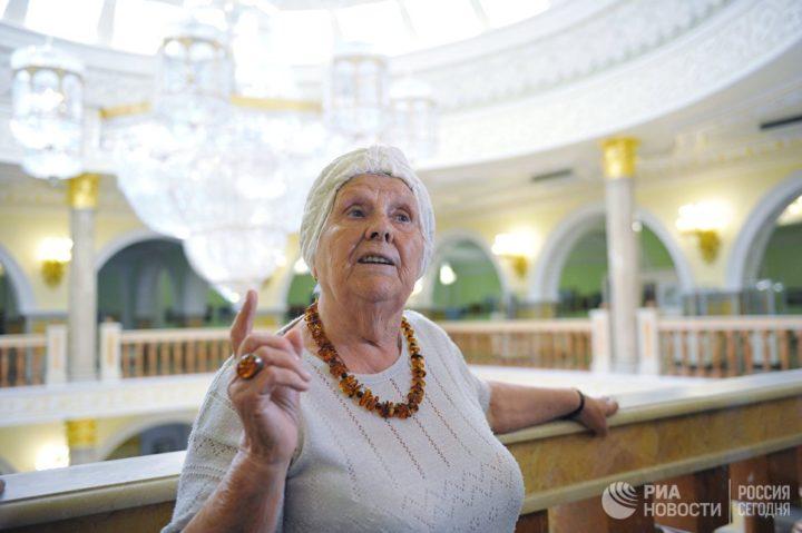 Вера Гуревич. Фото: РИА Новости