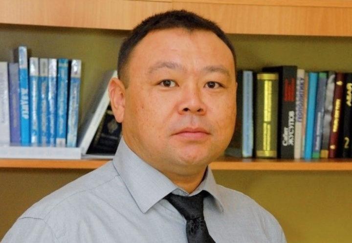 Абзал Нукенов. Фото: пресс-служба премьер-министра РК