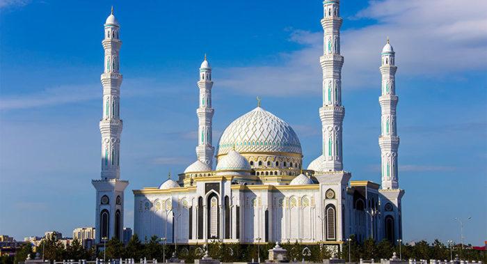 мечеть астана