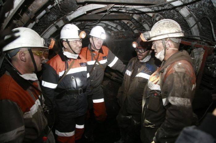 кошанов шахтеры