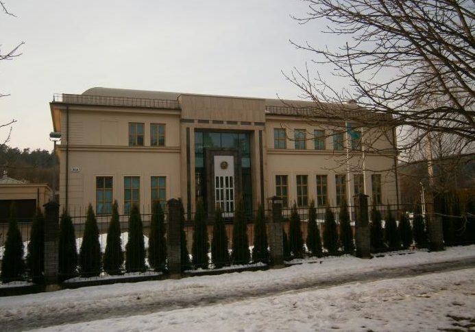 Посольство Казахстана в Литве