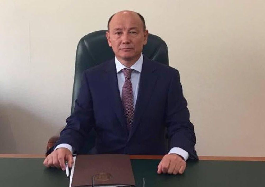 Сабит Нурлыбай. Фото: пресс-служба премьер-министра РК