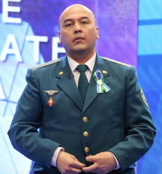 Дильшод Акрамов. Источник: nuz.uz