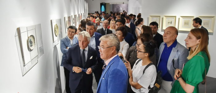выставка пикассо нацмузей астана
