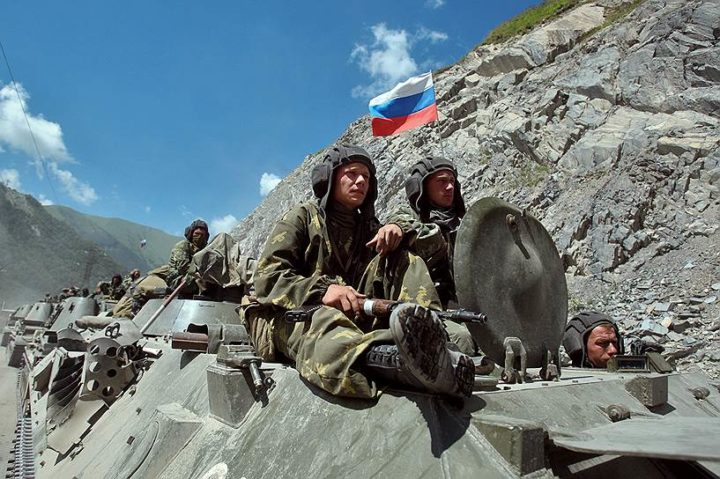 Российские войска в Грузии, армия России