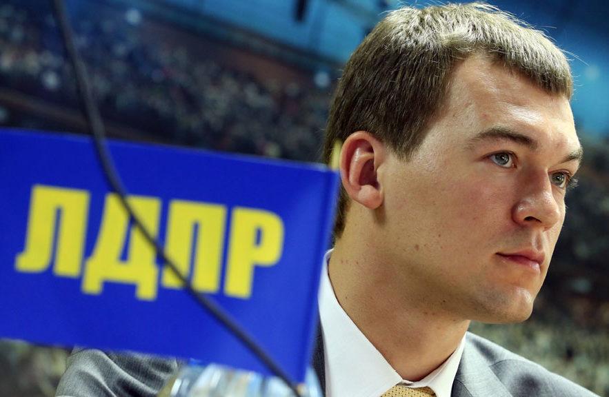 Михаил Дегтярев. Фото: НТВ