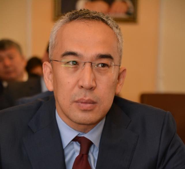 Марат Игалиев. Фото: пресс-служба акимата Акмолинской области