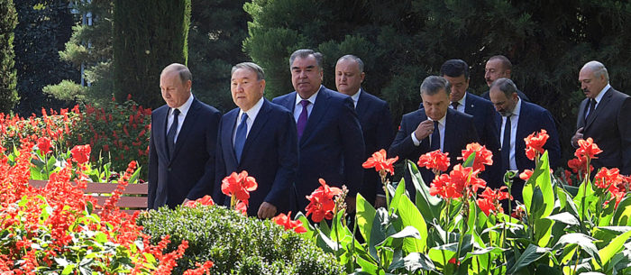 назарбаев президенты снг