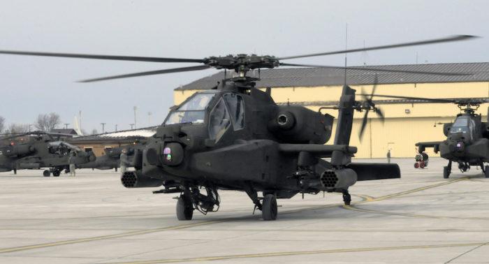 вертолет сша