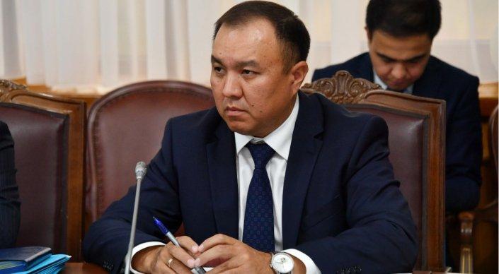 Ануар Ускенбаев. Фото: пресс-служба акимата Алматы