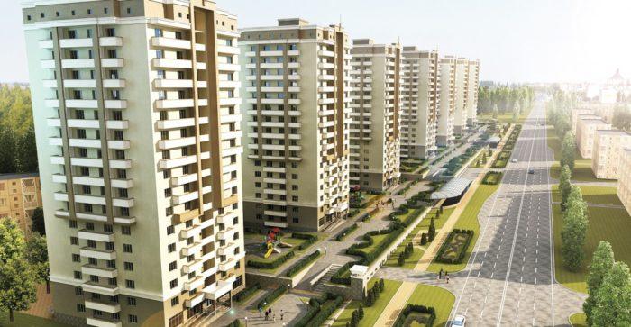 новостройки жилье