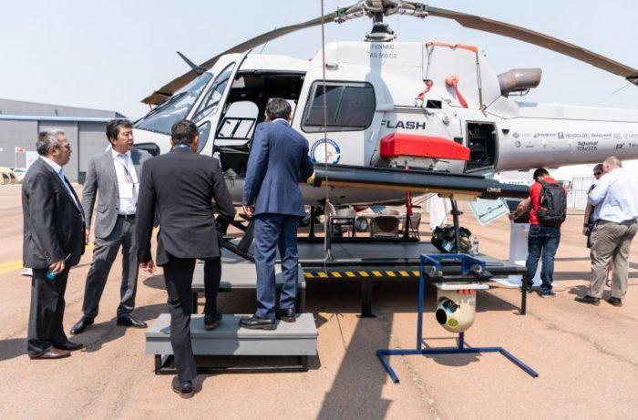 казахстан парамаунт инжиниринг вертолет