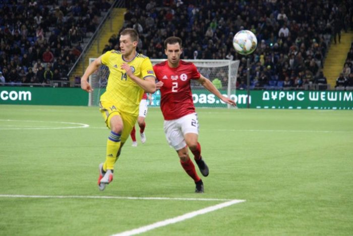 казахстан футбол