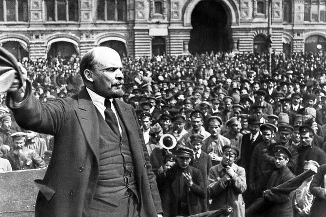 Владимир Ленин. Источник: gazeta.ru