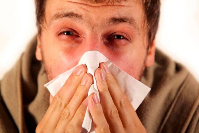 грипп простуда орви