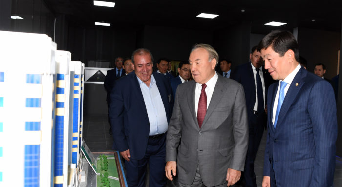 назарбаев алматыгенплан