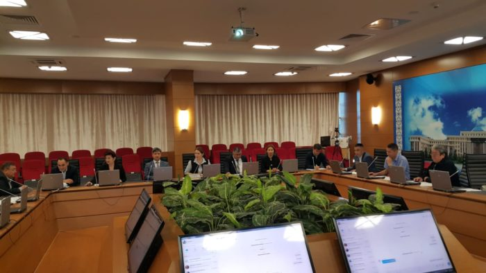 заседание национального научного совета