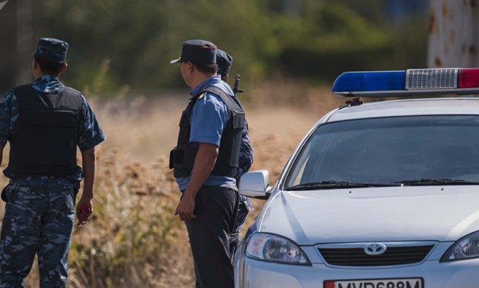 милиция кыргызстана
