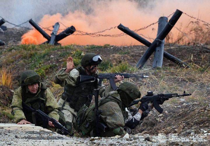 Армия России, фото РИА Новости
