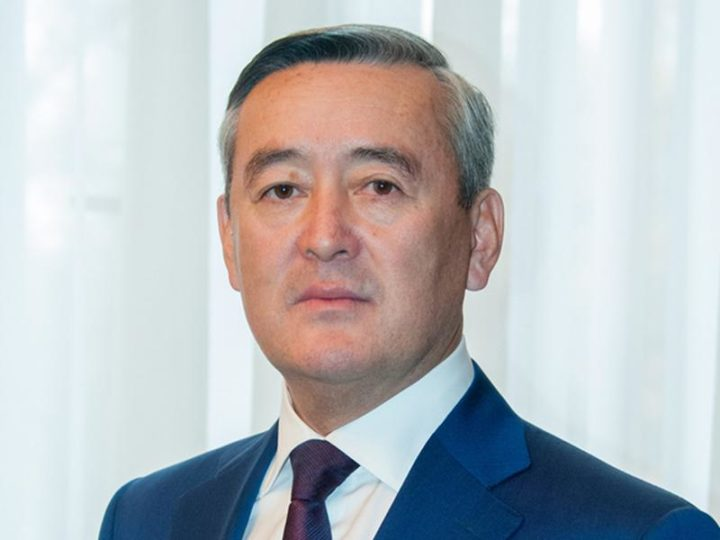 Багдат Карасаев. Источник: Today.kz