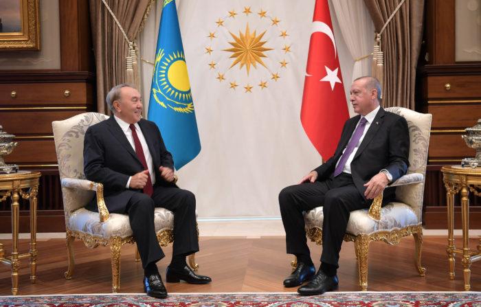 назарбаев эрдоган