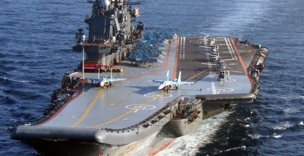 Адмирал Кузнецов, авианосец