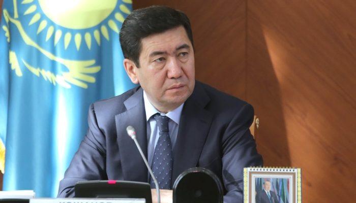 ерлан кошанов