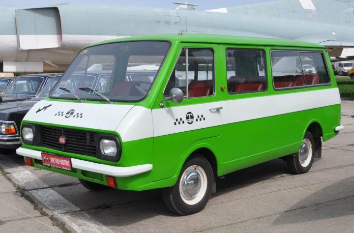 """РАФ-2203 """"Латвия"""". Фото из Википедии"""