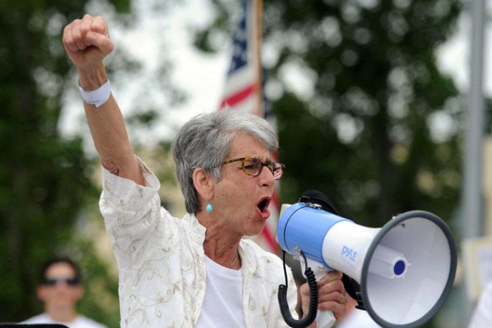 сенатор джексон феминистка сша