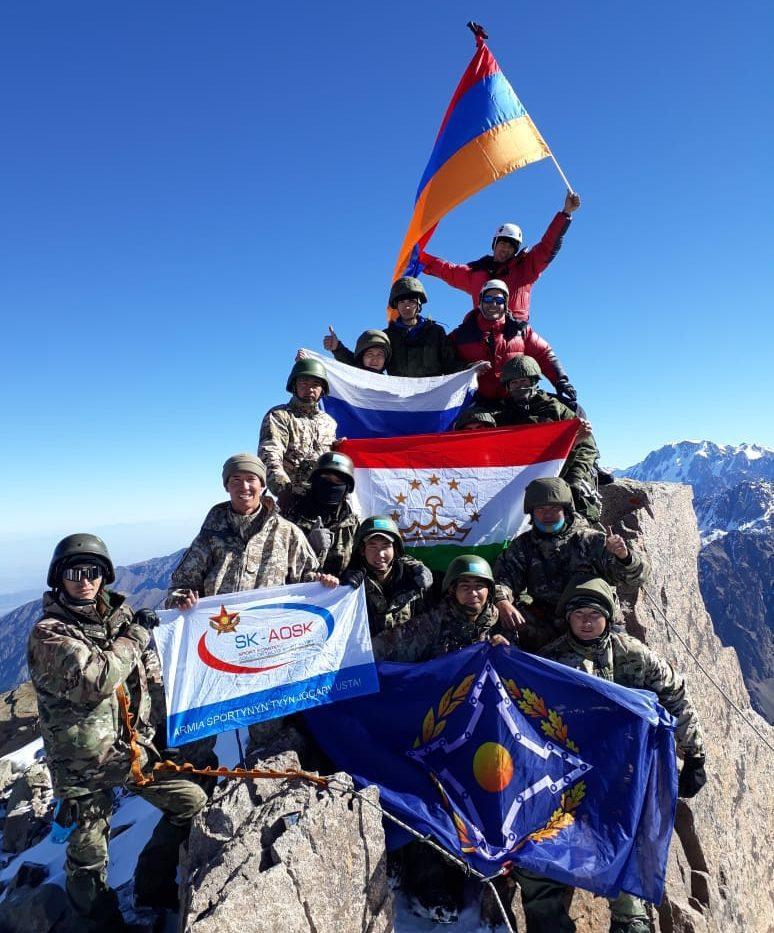 Фото: пресс-служба Десантно-штурмовых войск