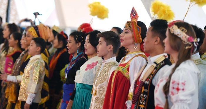 назарбаев съезд религий