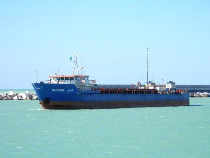 массовое отравление иранских моряков сухогруз назмехр