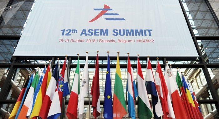 саммит асем азия европа брюссель