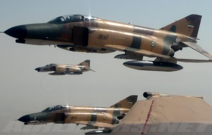 ВВС Ирана, самолеты