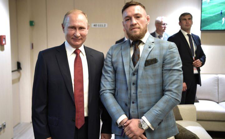 Путин и Макгрегор