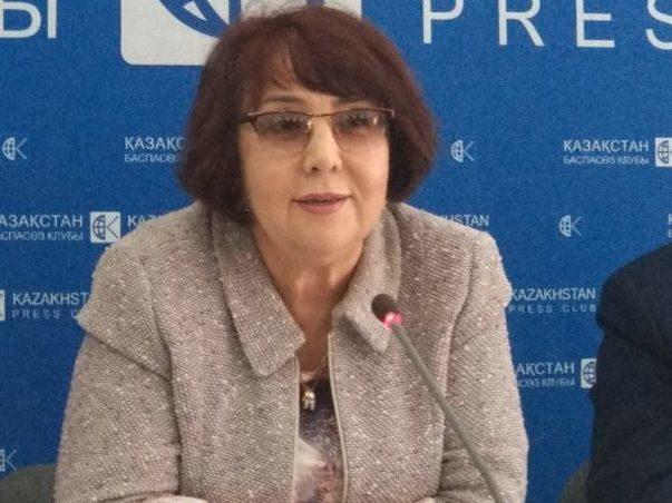 Рашида Шайкенова