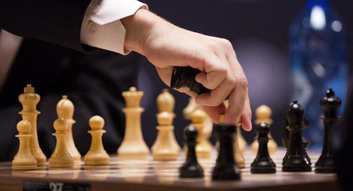 политика шахматы власть