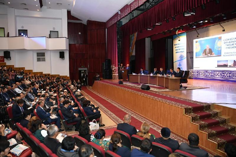 Фото: пресс-служба Туркестанской области