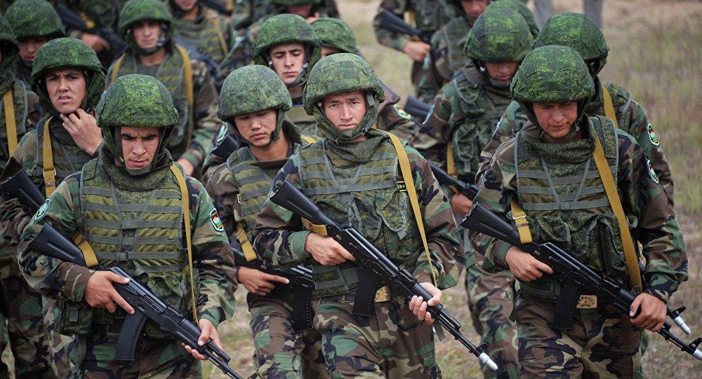 таджикистан армия