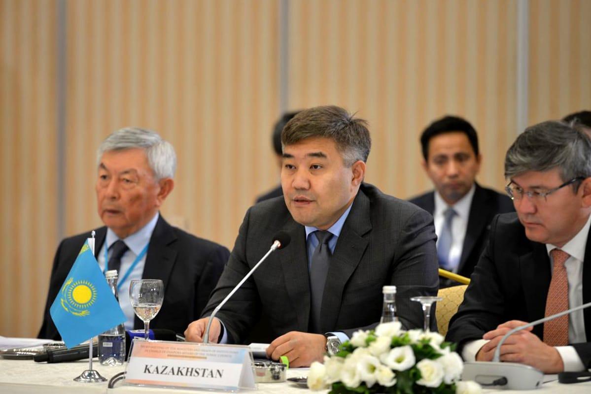 Казахстан принял участие в Третьем Заседании Тюркского совета, курирующего вопросы диаспоры