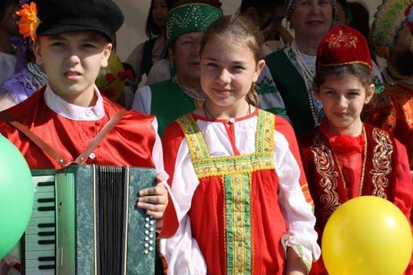 русские казахстан