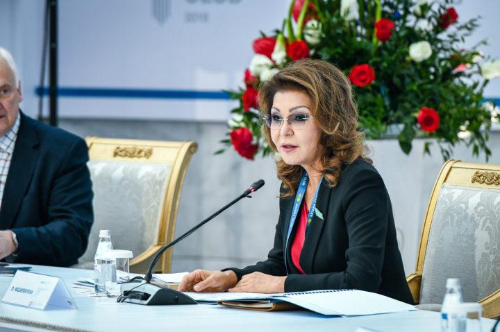 Картинки по запросу dariga nazarbayeva v tribune