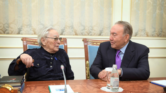 назарбаев нурпеисов