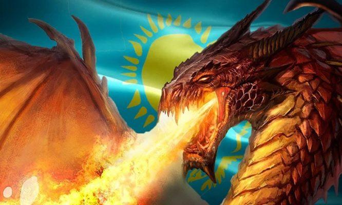 китай в казахстане
