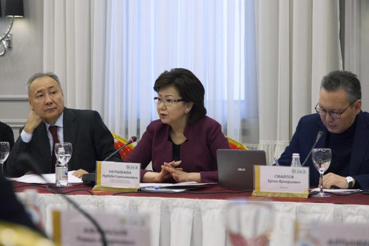 Нурбуби Наурзбаева