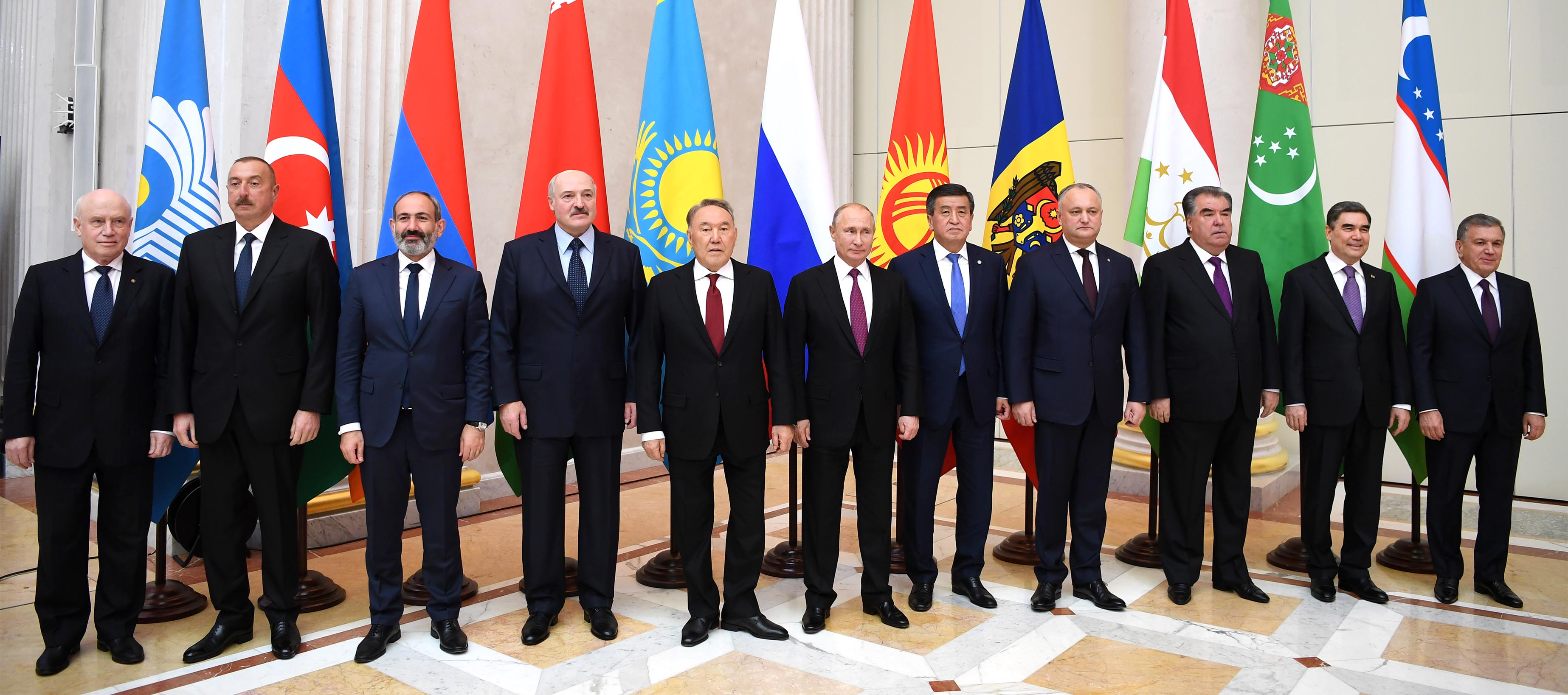 Неформальный саммит лидеров СНГ