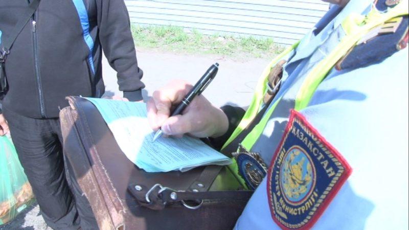Штрафов на 1,6 млрд наложили на алматинских водителей